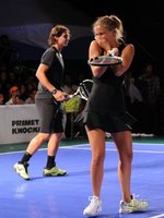 Rafa Nadal y Bar Rafaeli, nueva pareja... de dobles mixtos
