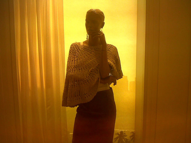Foto de Avance Ralph Lauren Primavera-Verano 2012: mezcla de tendencias (1/18)