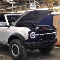 ¡Pillado! Este es el aspecto definitivo del Ford Bronco: un todoterreno que llegará con tres carrocerías