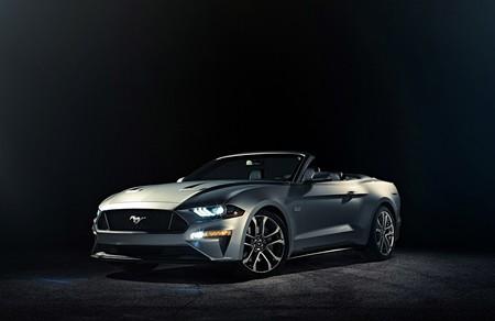 Ford Mustang convertible 2018, el pony se quita el toldo para que sientas su potencia al aire libre