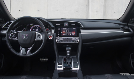 Honda Civic Coupe prueba de manejo, reseña, opiniones México 5