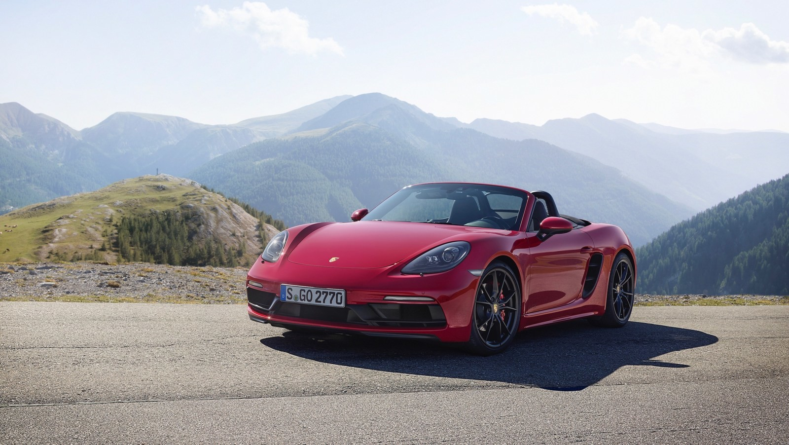 Foto de Porsche 718 GTS (8/16)