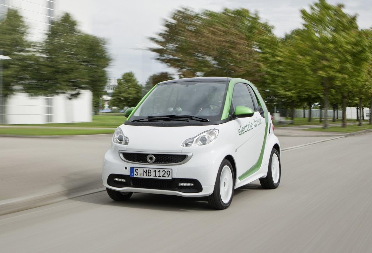 Foto de Smart Fortwo Electric Drive (3/4)