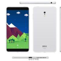 Aparecen unos supuestos renders del esperado Nokia C1 con Android