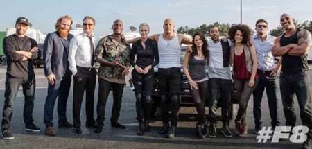 Furious 8, el elenco termina las filmaciones y se despide de los fans (por el momento)