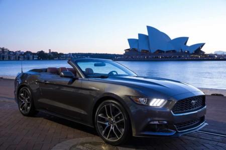 Ford Mustang el más vendido