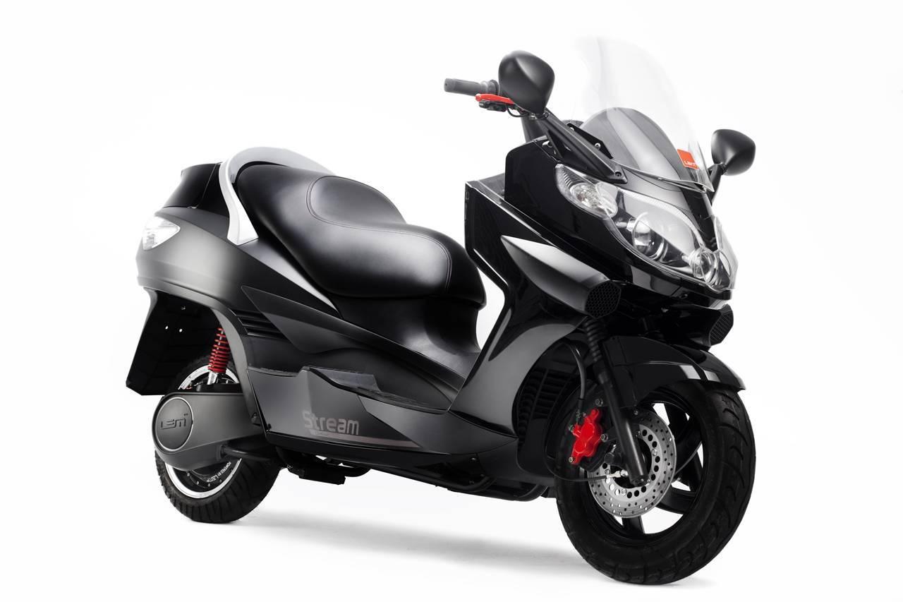 Foto de LEMev Stream, características del scooter eléctrico español (1/9)