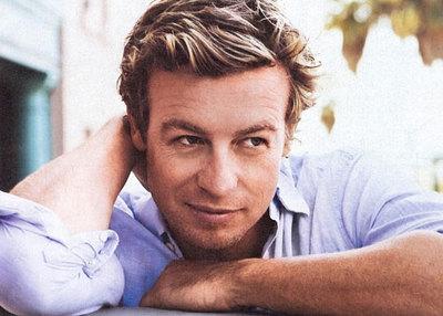 Simon Baker el hombre más sexy de la televisión