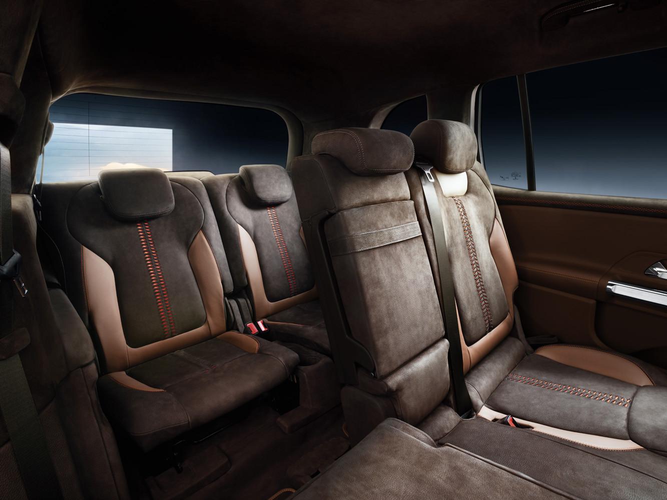 Foto de Mercedes-Benz Concept GLB (14/24)