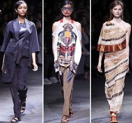 Givenchy en la Semana de la Moda de París...¿quién eres tú y que has hecho con Riccardo (Tisci)?