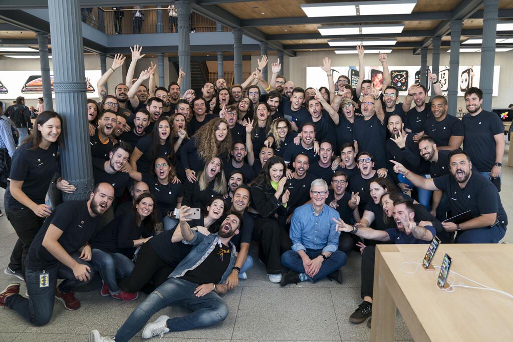 Apple pisa el acelerador en España: 400 contrataciones en 2020 y más de 1.500 millones de euros invertidos en proveedores del país