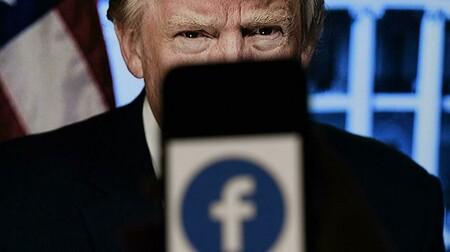 Facebook donald trump