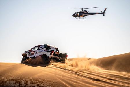 El Dakar 2021 incorporará el roadbook digital y tendrá una categoría clásica para coches anteriores al 2000