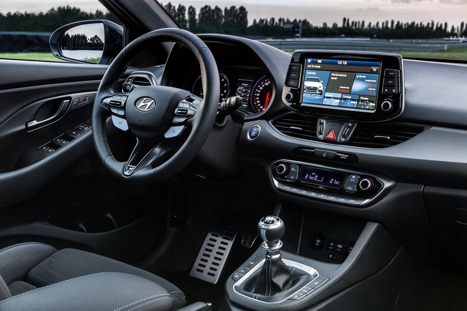 Foto de Hyundai i30 N Performance prueba (20/23)