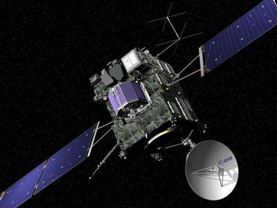 Un disco le otorga banda sonora épica a la misión Rosetta