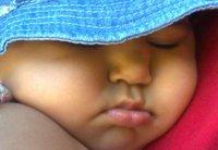 Concurso de fotos de bebés dormilones
