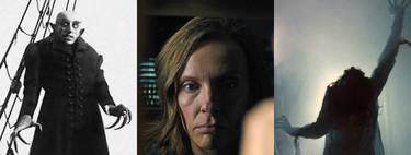 Estas son las 31 películas de terror favoritas de grandes cineastas como Nolan, Carpenter o Scorsese