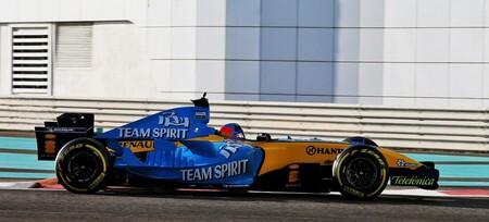 Alonso Abu Dabi F1 2020 3