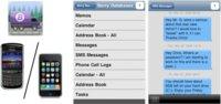 Berry Mover, para transferir tus datos de BlackBerry a tu iPhone