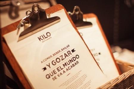 cartas kilo