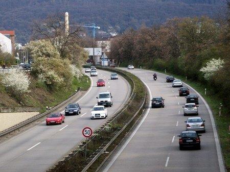 Autobahn Heidelberg