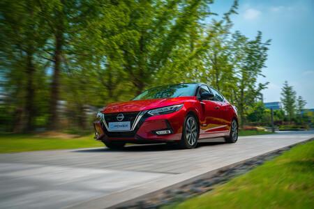 Nissan Sentra E Power Electrico 03