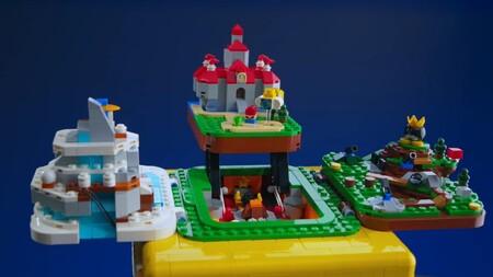 Lego Mario 64