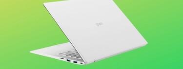 Ahorra 400 euros en el ultrabook LG Gram, una bestia para trabajo en movilidad a precio mínimo en los LG Days de MediaMarkt