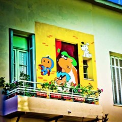 Foto 1 de 6 de la galería paseo-de-la-historieta en Diario del Viajero