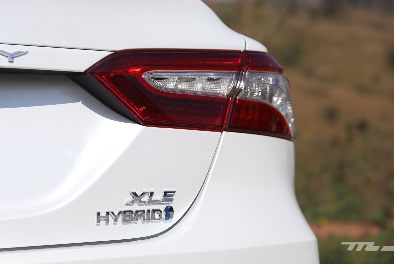 Foto de Toyota Camry Hybrid (prueba) (20/21)