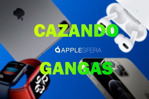 Ofertas en iPhone 12 Pro, iPad Pro y accesorios en nuestra sección Cazando Gangas