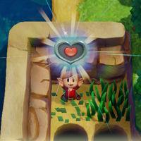 Guía de Zelda: Link's Awakening: dónde encontrar las 32 piezas de corazón. Mapa y localización en el juego