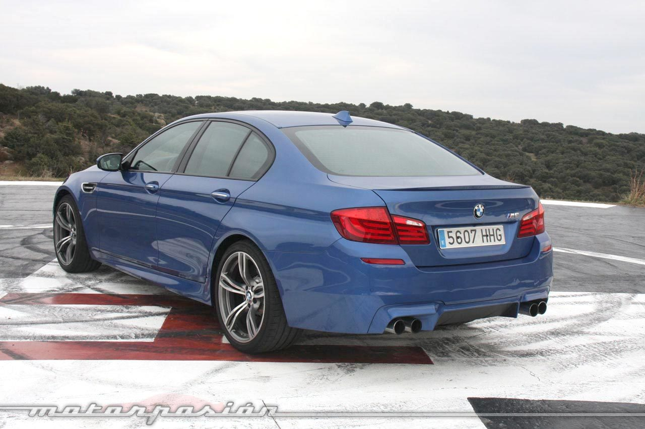 Foto de BMW M5 (Prueba) (111/136)