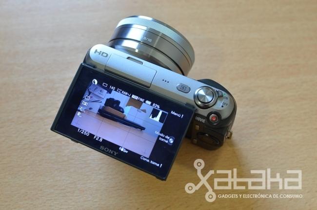 Foto de Sony NEX C3 análisis (3/16)