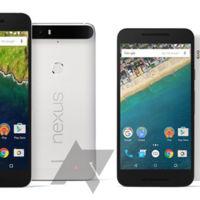 Nexus 5X y 6P, todo lo que sabemos hasta el momento