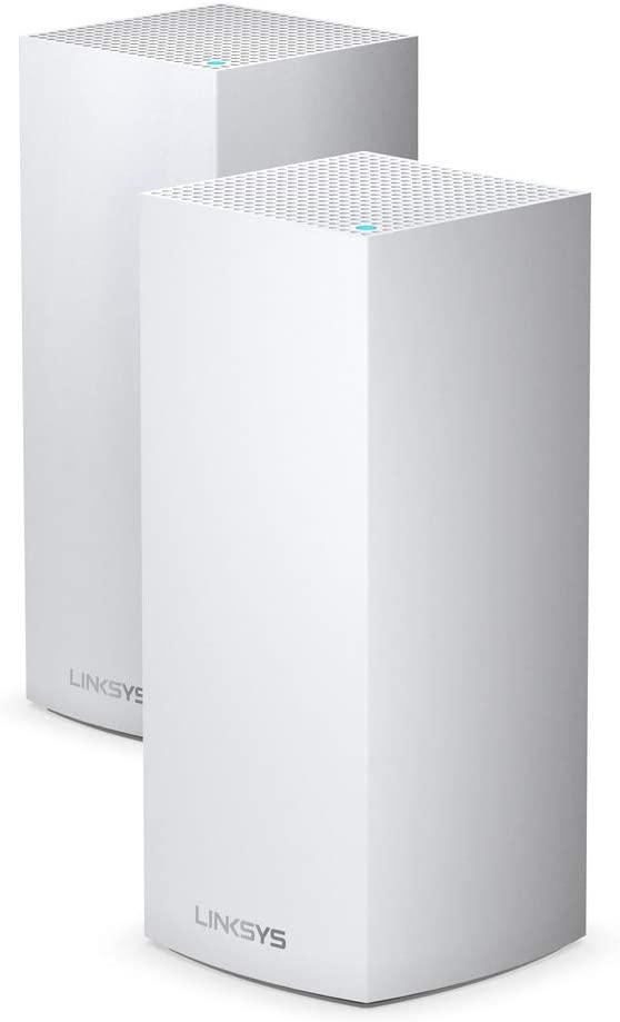 Pack 2x Linksys Velop MX5300 Wi-Fi seis Intelligent Mesh AX5300