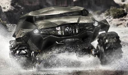2035 ZAIRE concept car, el prototipo para los viajes de safari del futuro