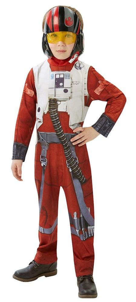 Se acerca carnaval y tenemos el disfraz de piloto X-wing de Star Wars desde 14,99 euros en Amazon