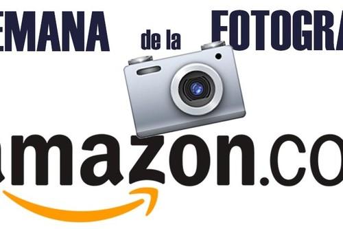 Nueva Semana de la Fotografía en Amazon: 6 ofertas para todo tipo de fotógrafos