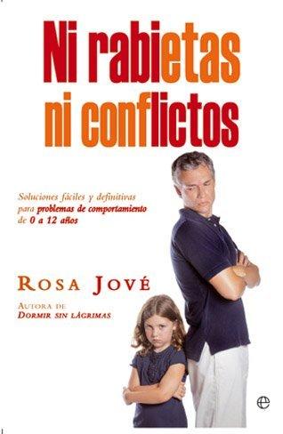 """""""Ni rabietas ni conflictos"""": nuevo libro de Rosa Jové"""