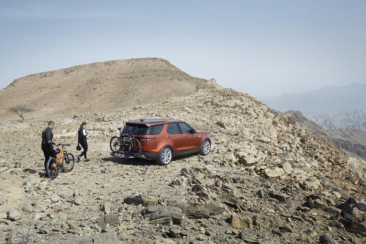 Foto de Land Rover Discovery (15/28)