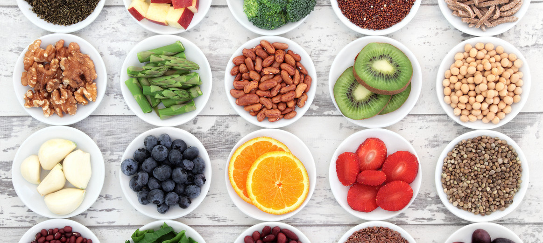 Alimentos que tengan fibra