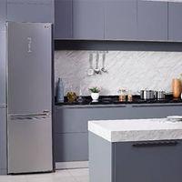 Ecoeficientes y siempre conectados: así son los nuevos frigoríficos de la gama Combi DRY que ha lanzado LG