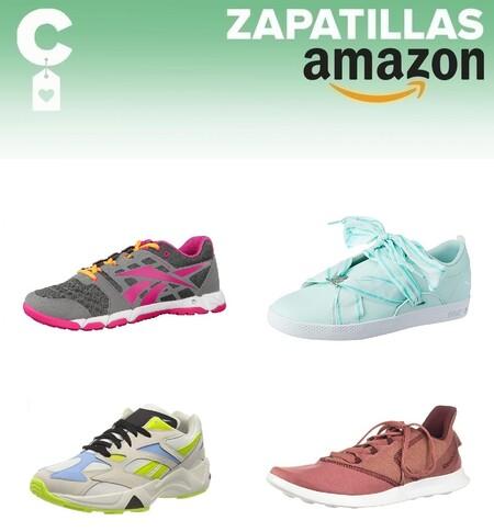 Chollos en tallas sueltas de zapatillas Reebok, Puma o Nike por menos de 40 euros en Amazon