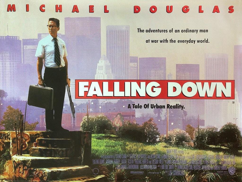 Un día de furia (1993) crítica: la mejor película para sobrevivir ...