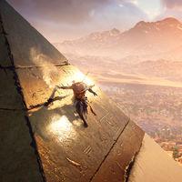 Las estancias secretas de la Gran Pirámide de Keops también están en Assassin's Creed: Origins. Y se pueden visitar