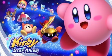 Kirby Star Allies nos presenta a los amigos de la bola rosa de Nintendo y sus poderes en un nuevo tráiler