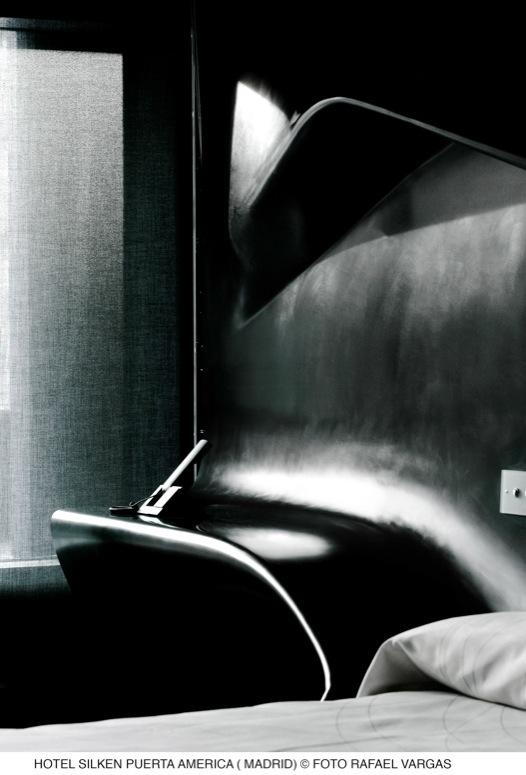Foto de Hotel Puerta América: planta 1ª, Zaha Hadid (5/11)