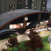 NBA 2K21 evolucionará El Barrio y lo transformará en La Ciudad, un inmenso mundo abierto que recorreremos en PS5 y Xbox Series X y S
