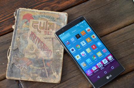 LG G4 de 32GB, con pantalla 2K y Snapdragon 808, por sólo 86,99 euros y envío gratis
